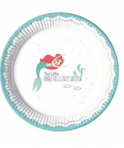 Ariel de kleine zeemeermin bordjes