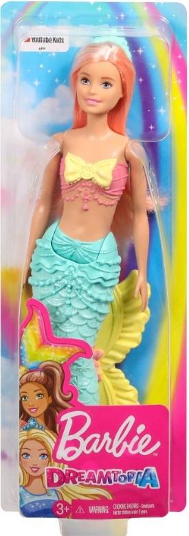 Barbie dreamtopia zeemeermin prinses